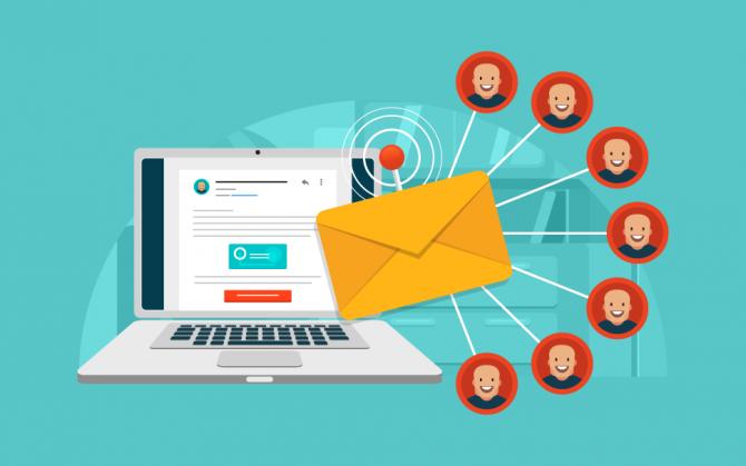 Muito mais que E-mail Marketing Grátis