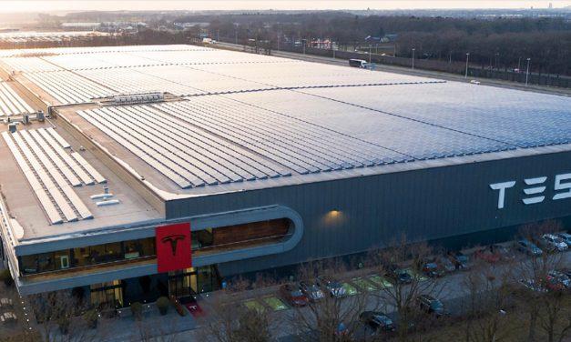 Tesla Gigafactory Berlin: produção em breve